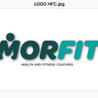Morfit Health and Fitness Coaching logo