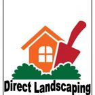 Direct lansdscapeing and building services logo