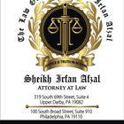 The Law Office of Sheikh Irfan Afzal PLLC logo