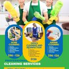 Eco Cleaning & Construction Services logo