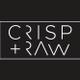 Crisp and Raw Design Studio logo