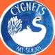 Cygnets School of Art logo