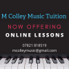 M Colley Music Tuition profile image