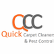 Quick Carpet Cleaners Gold Coast logo