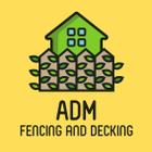 ADM Fencing & Decking ltd logo