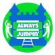 Always Jumpin' Party Rentals logo