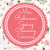 Mrs. Robinson Spring Cleaning Services profile image