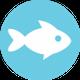 Curious Fish Websites logo