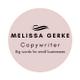 Melissa Gerke Copywriter logo