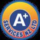 A+ Services NZ LTD logo