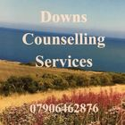 Sonia stiles Downs Counselling Services logo