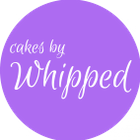 Cakes by Whipped logo