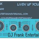 DJ Frank Entertainment logo