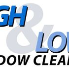 High and Low Window Cleaning logo