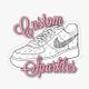 Custom Sparkles logo