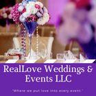 RealLove Weddings & Events logo