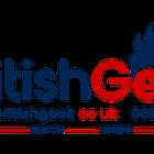 The British Geek Limited logo