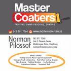 Master Coaters logo