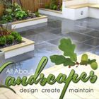 All about landscapes logo