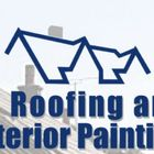 TJ Roofing and Exterior Painting logo