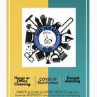 PARKER&SONS cleaning services L.L.C logo