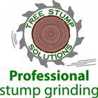 Tree Stump Solutions logo