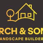 Birch & Sons Landscape Builders logo