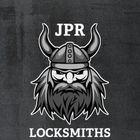 JPR Locksmiths. logo