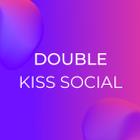 Double Kiss Social logo