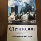 Cleanteam Associate logo