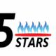 5stars gps logo