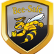 BEE-SAFE SECURITY AND INVESTIGATIONS logo