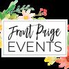 Front Paige Events profile image