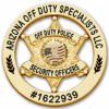 Az Off Duty Specialists, LLC profile image