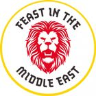 Feast In The Middle East logo