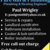 Pure Gas and plumbing profile image