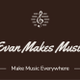 Evan Makes Music logo