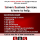 Solvers Business Services logo