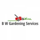 B W Gardening Services Southampton logo