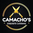 Camacho's Exquisite Catering logo