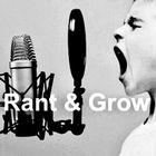Rant & Grow Life Coaching Podcast logo