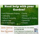 Gardener, Landscaper & Home Improvements logo