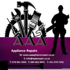 AAA APPLIACE REPAIRS logo