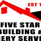 Five Star Building & Joinery Services logo