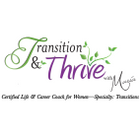 Transition & Thrive with Maria logo