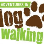 Adventures in Dog Walking logo