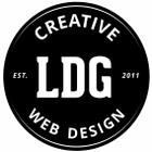 LDG Creative Web Design logo