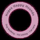 Hope's Happy Hounds logo