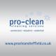 Pro-clean Sheffield  logo