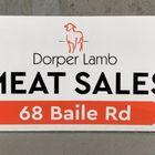 Dorper Lamb logo